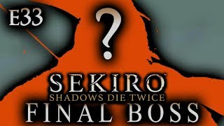 FINAŁOWY BOSS!!  SEKIRO SHADOWS DIE TWICE PL E33 ⚔️