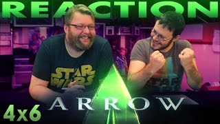 "Arrow 4x6 REACTION!! ""Lost Souls"""