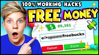 *NEW* WORKING HACKS To Get FREE BUCKS in Adopt Me!! (WORKING 2020!) Get FREE MONEY Adopt Me! PREZLEY