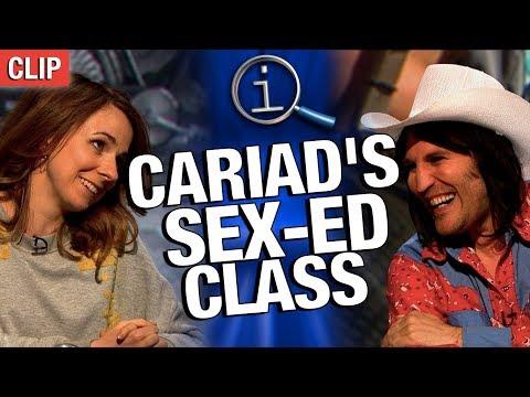 QI   Cariad's Sex Ed Class