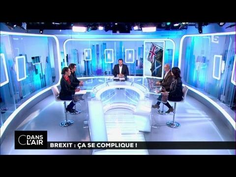 Brexit  : ça se complique ! #cdanslair 14-03-2017