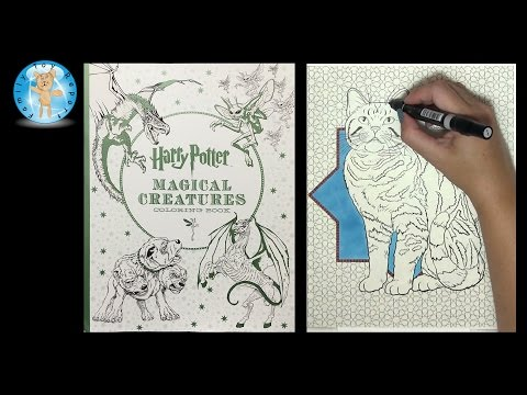 harry-potter-magical-creatures-coloring-book-speed-color---family-toy-report