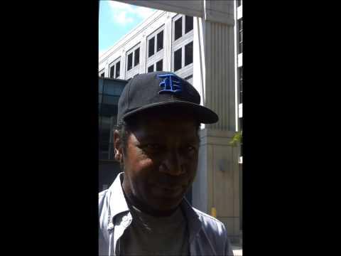 Street ministry Detroit part 2