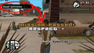 How To Complete Any Mission In (GTA SA) Using Cheat Code (100% Working) 2018
