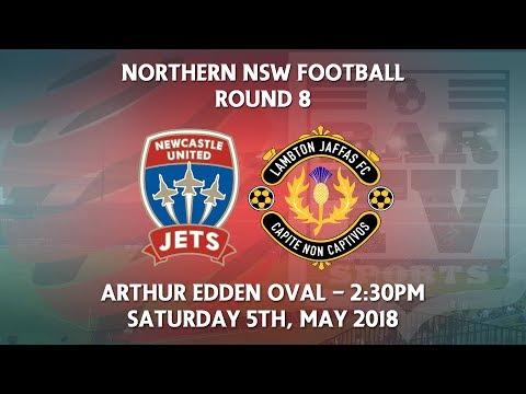 2018 NNSWF NPL Round 8 - Newcastle Jets Academy v Lambton Jaffas