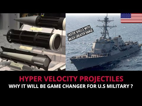 HYPER VELOCITY PROJECTILES OF U.S NAVY
