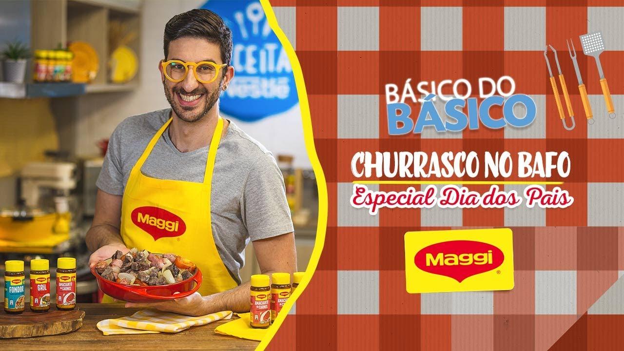 Churrasco no Bafo - Receitas Nestlé