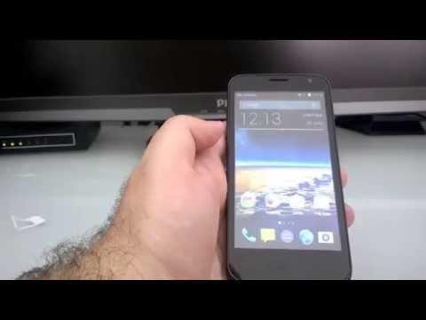 Vodafone Smart 4 Configuración inicial