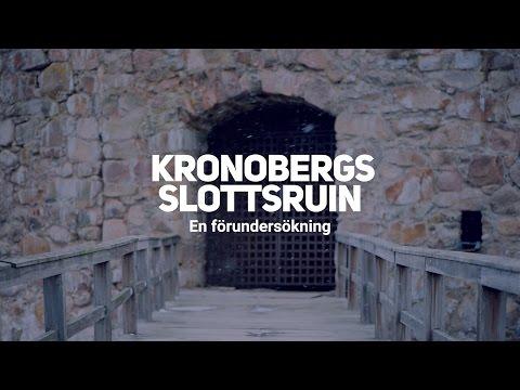 Marinarkeologisk förundersökning av Kronobergs slottsruin