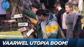 Een stukje nostalgie verdwijnt in Utopia! 😢🌳 | UTOPIA