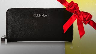 Top 10 Calvin Klein Wallets / Countdown To Christmas 2018! | Christmas Gift Guide