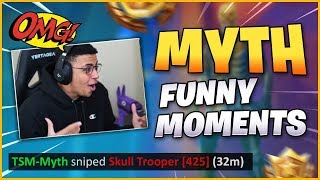 TSM Myth Funny Moments - TSM MYTH FORTNITE HIGHLIGHTS ( FUNNIEST MOMENTS )