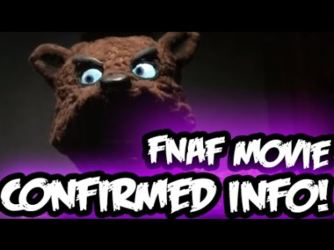 FNAF MOVIE CONFIRMED LOCATIONS? || DIRECTOR REVEALS FNAF MOVIE INFORMATION || FNAF MOVIE NEWS!