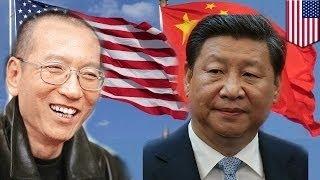 Китай разозлился на предложение переименовать площадь в честь Лю Сяо-бо