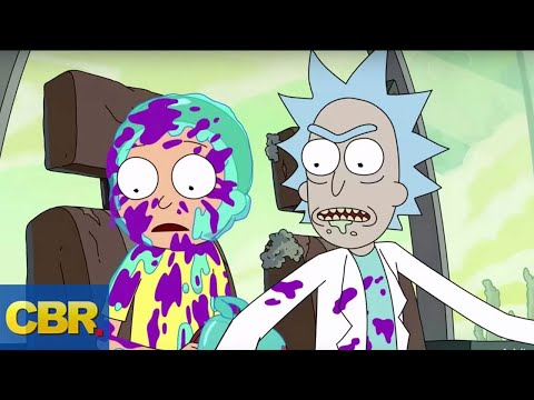 Why Rick And Morty Is Only For Smart Viewers