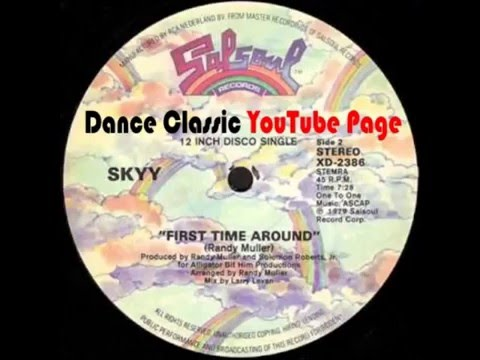 Skyy - First Time Around (A Larry Levan Mix)