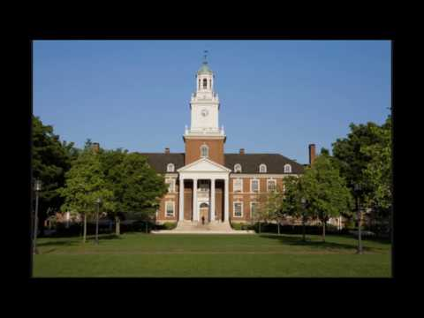 8. Johns Hopkins University in usa higher study