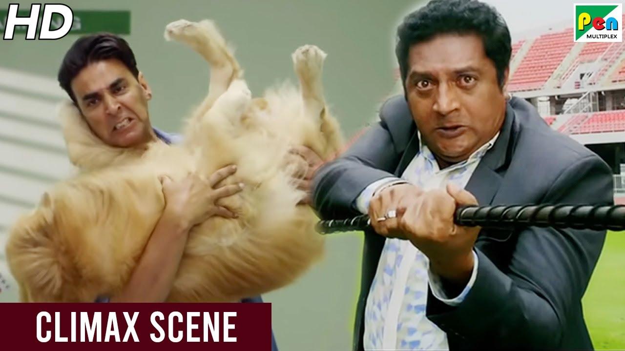 Climax Scene - Entertaiment   Entertainment Bollywood Movie   Akshay Kumar, Tamannaah, Johnny
