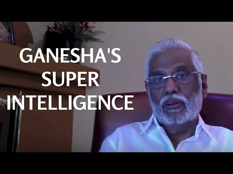 Ganesha's Super Intelligence