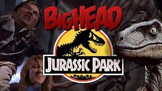 BigHead Jurassic Park Parody | Lowcarbcomedy