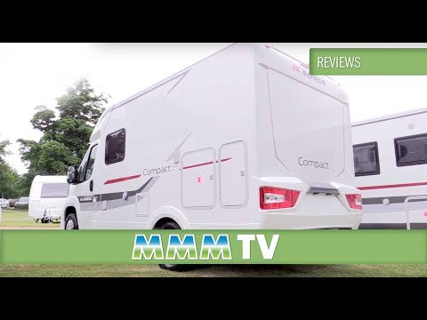 MMM TV motorhome review: Adria 2016 Compact Plus SP