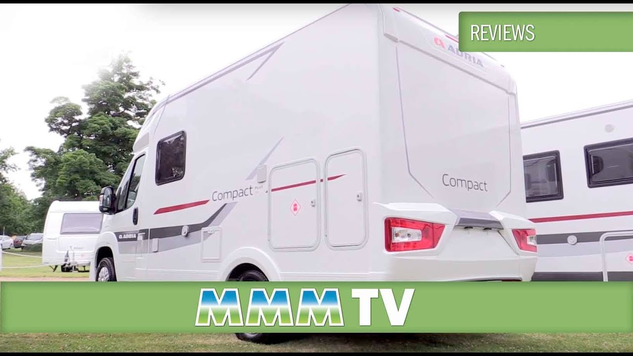 Mmm Tv Motorhome Review Adria 2016 Compact Plus Sp Youtube