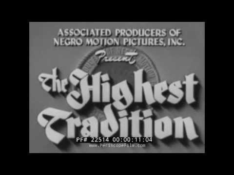 """AFRICAN AMERICANS IN WORLD WAR II U.S. NAVY """"THE HIGHEST TRADITION""""  22514"""