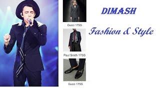 'Fashion & Style'. Dimash Kudaibergen/ «Мода и стиль». Димаш Кудайберген.