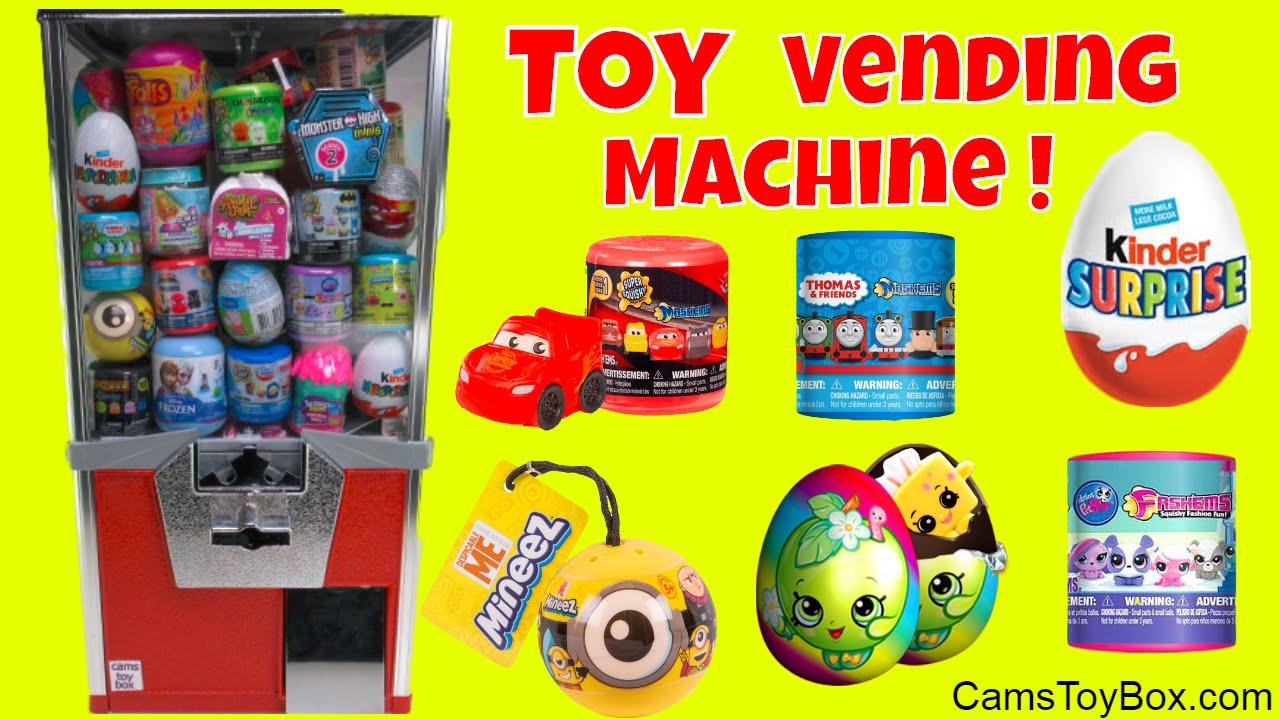 lps vending machine