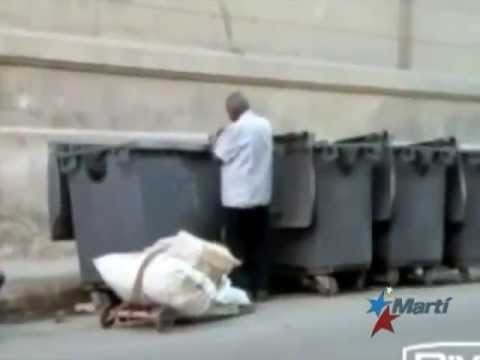 Recycling and the environment in Cuba: Trash diggers and dumpster-divers