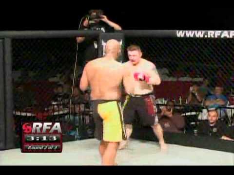 Maurice Smith vs. Jorge Cordoba