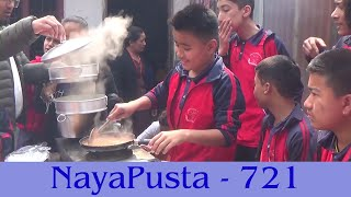 Mental Problems | Student's Food Festival |NayaPusta - 721
