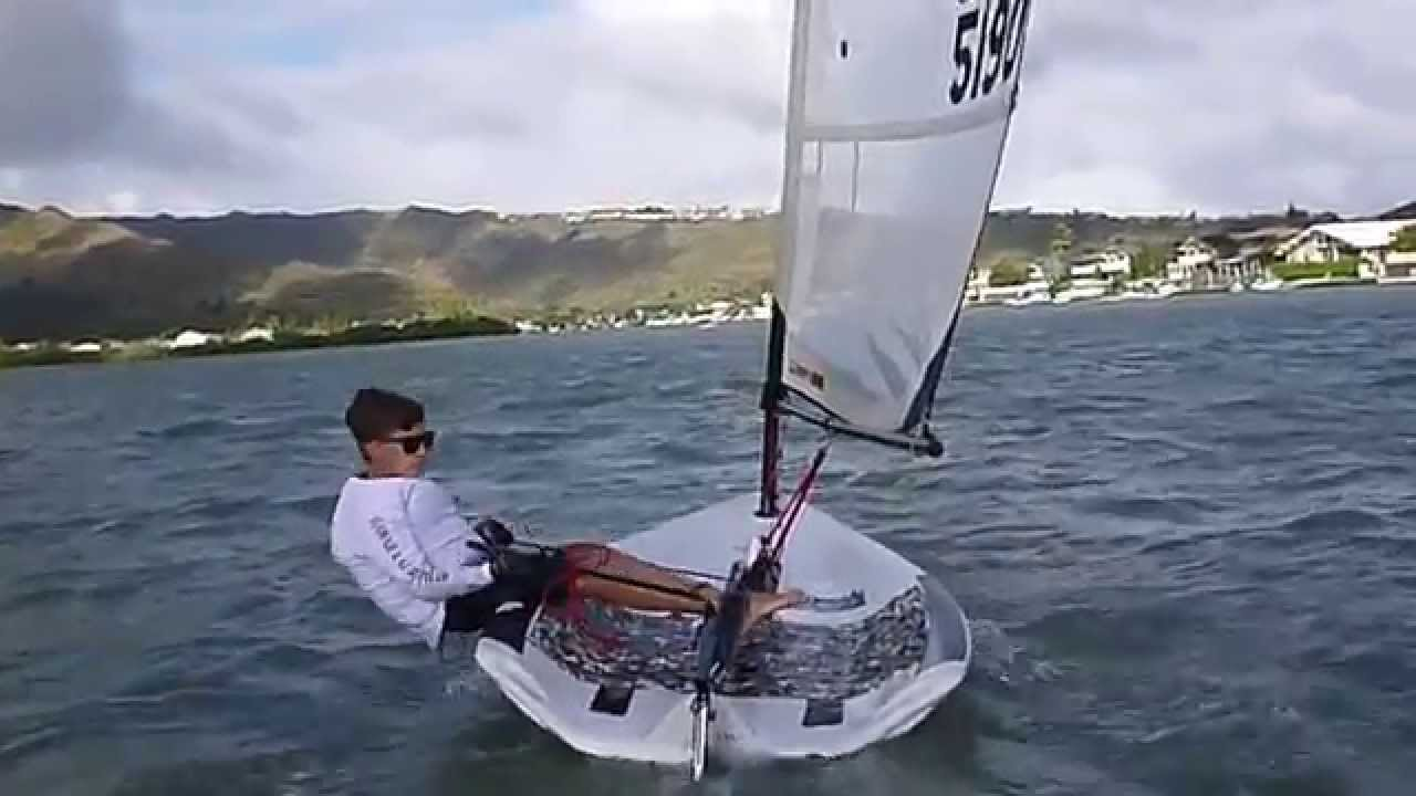 Asa sailing lessons with harbor sailboats youtube.