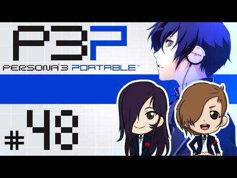 Star Athlete 💙 Persona 3 Portable [Part #48] Dango Duo!