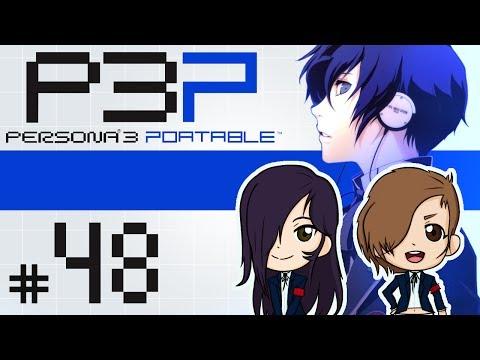 Star Athlete 💙 Persona 3 Portable [Part #48] Dango Duo!
