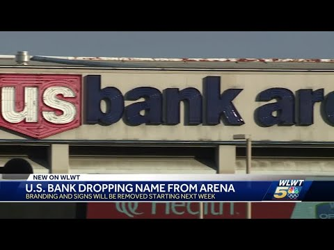 U.S. Bank Dropping Name From Arena