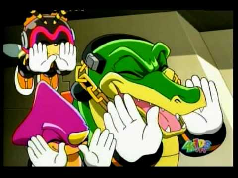 Team Chaotix Music Video