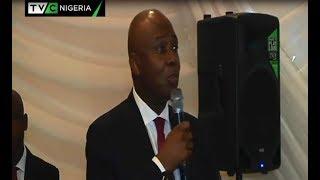 Bukola Saraki declares for president