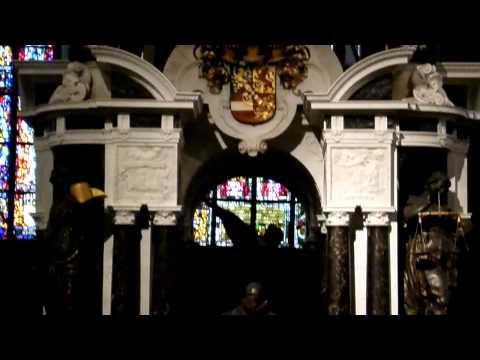 Grave of Willem van Oranje in Delft