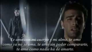 Jencarlos Canela - Mi corazon insiste Video y Letra