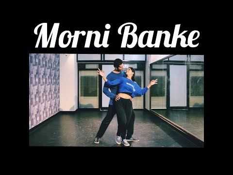 Morni Banke Dance Choreography   Badhaai Ho   Ayushmann K, Sanya   Guru Randhawa   Neha Kakkar