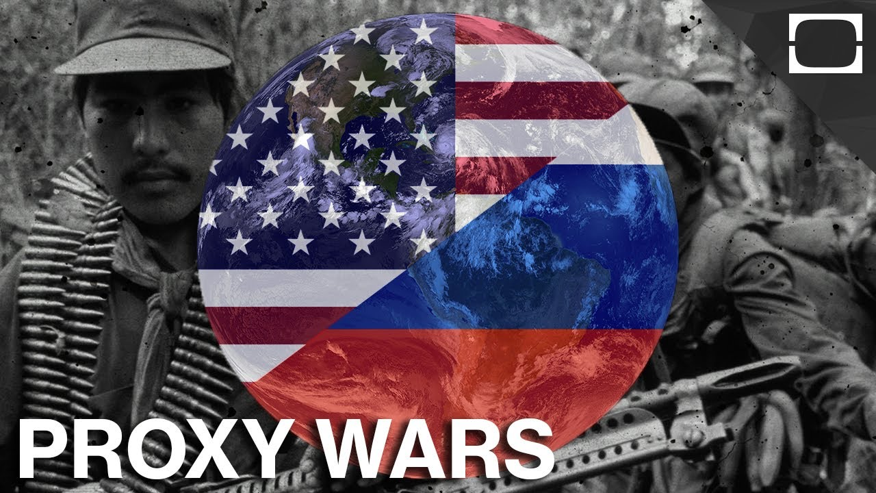 what other events of the cold war years fit this idea of proxy war The cold war ran from the end of world war ii in 1945 to the fall of the berlin wall in 1989 that is a lot of history, and a great many events occurred in the world during those 44 years.