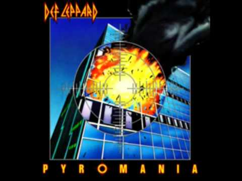 Def leppard billy s got a gun