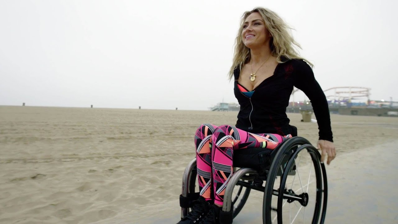 tiffany adams paraplegic dating