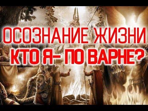 ОСОЗНАНИЕ ЖИЗНИ: КТО Я - ПО ВАРНЕ? / Виктор Максименков