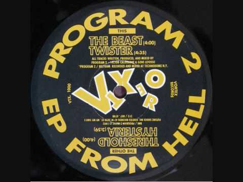 PROGRAM 2 - EP FROM HELL - THE BEAST (1992)