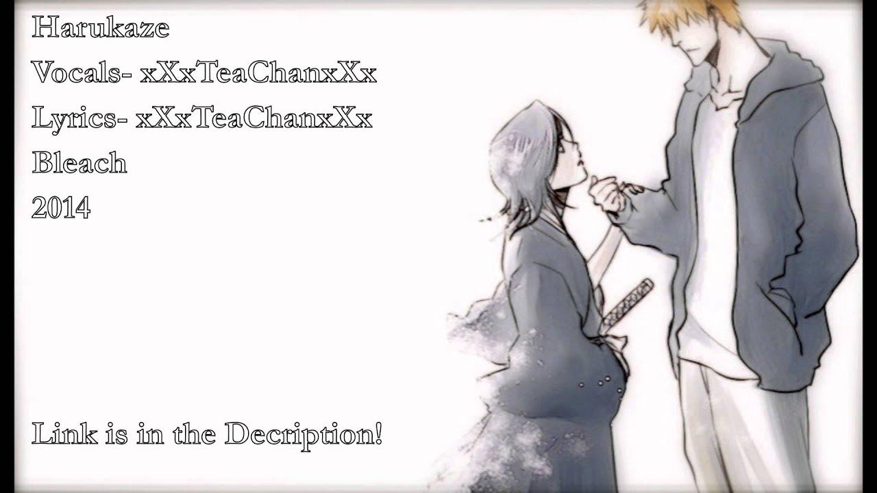 """[Bleach] """"Harukaze"""" English Cover (TeaChan) - YouTube"""