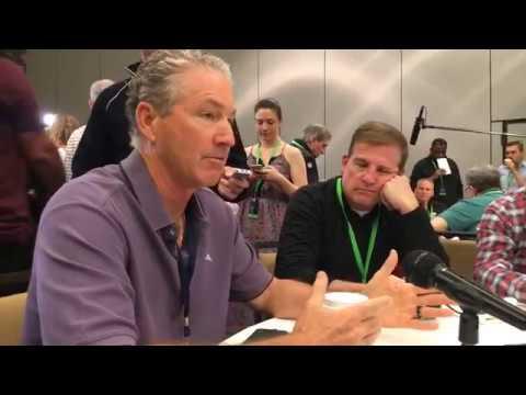 NFL NFC Coaches Breakfast Interviews Koetter, Quinn, Shanahan Livestream #NFL