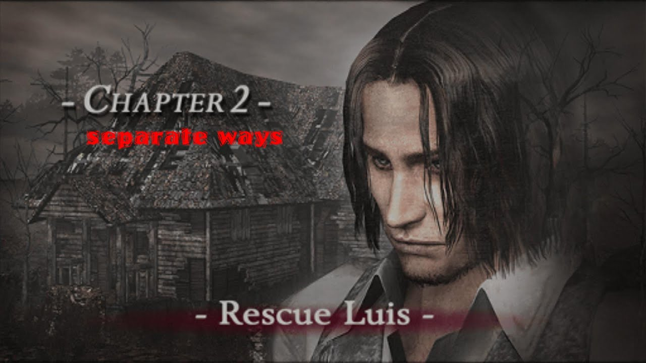 Resident Evil 4 Separate Ways Chapter 2