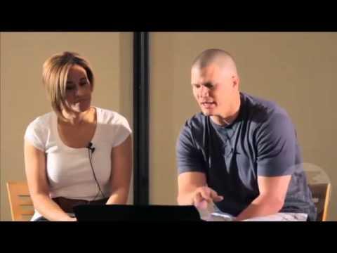 Jon and Jeni Kitna - Your Goliath